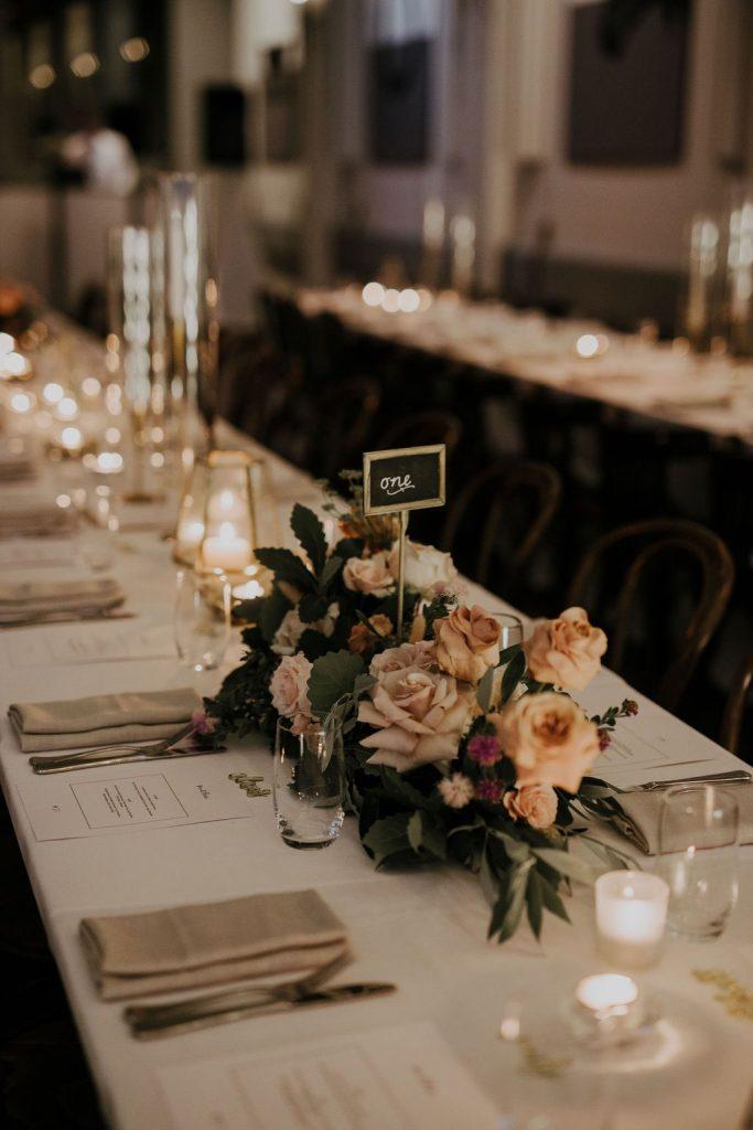 Perth City Stables Bar Wedding