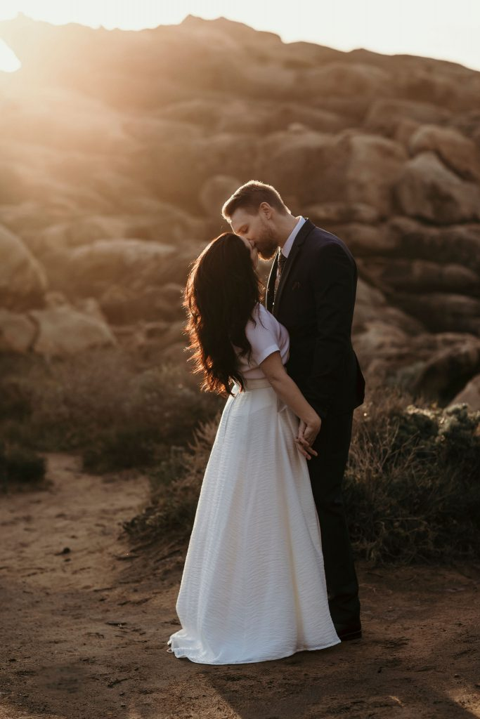 Yallingup elopement photographer Margaret River style wedding Dunsborough