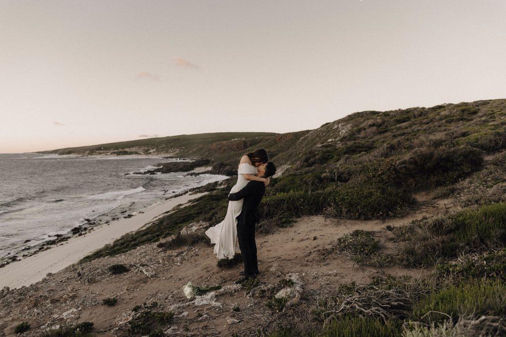 Margaret River elopement