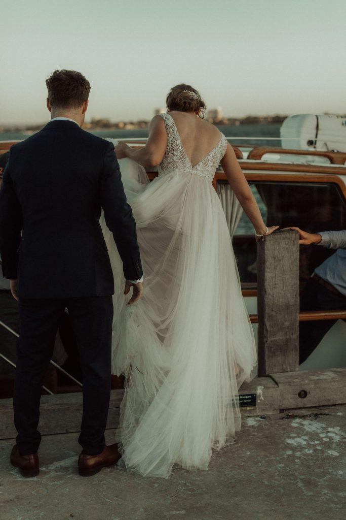 UWA elopement wedding Perth photographer