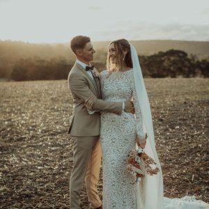 solitaire homestead wedding photography Yallingup elopement
